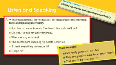 5 - پاورپوینت درس اول زبان انگلیسی دوازدهم